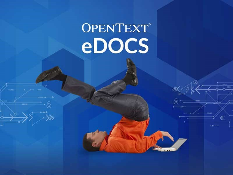 eDOCS DM 16.2 from OpenText is now available through reseller MIRANDA Partners A/S